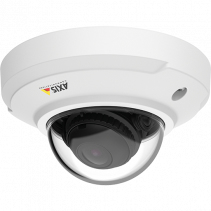 AXIS 0895-002 COMPANION DOME WV IP SECURITY CAMERA INDOOR WHITE 1920 X 1080PIXELS
