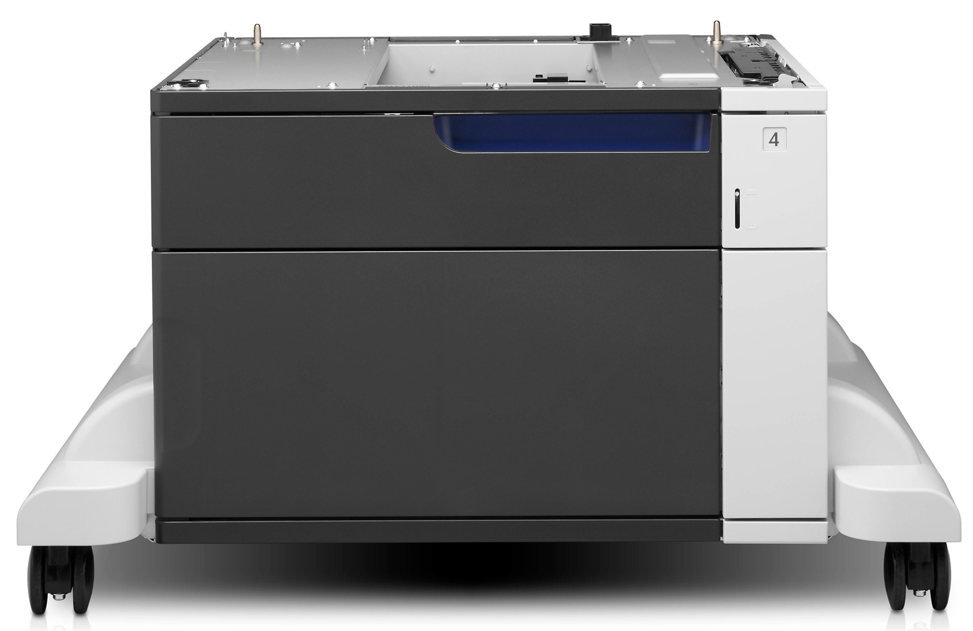 HP CE792A LASERJET 1X500-SHEET PAPER FEEDER AND STAND