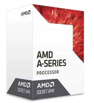 AMD AD9800AHABBOX A SERIES A12-9800E 3.1GHZ 2MB L2 BOX PROCESSOR