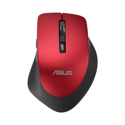 ASUS WT425 USB OPTICAL 1600DPI RIGHT-HAND RED MICE
