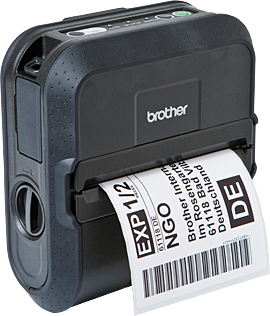 BROTHER RJ-4030 MOBILE PRINTER 203 X 200DPI POS