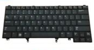 DELL MHRXC KEYBOARD NOTEBOOK SPARE PART