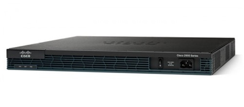 Cisco 2901 wired router Black