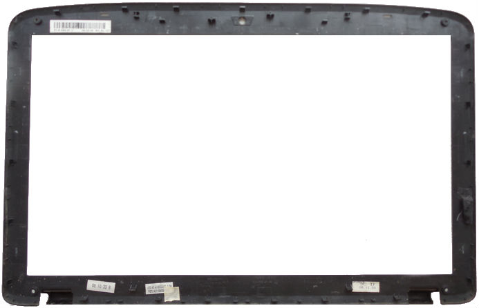 TOSHIBA H000038660 COVER NOTEBOOK SPARE PART