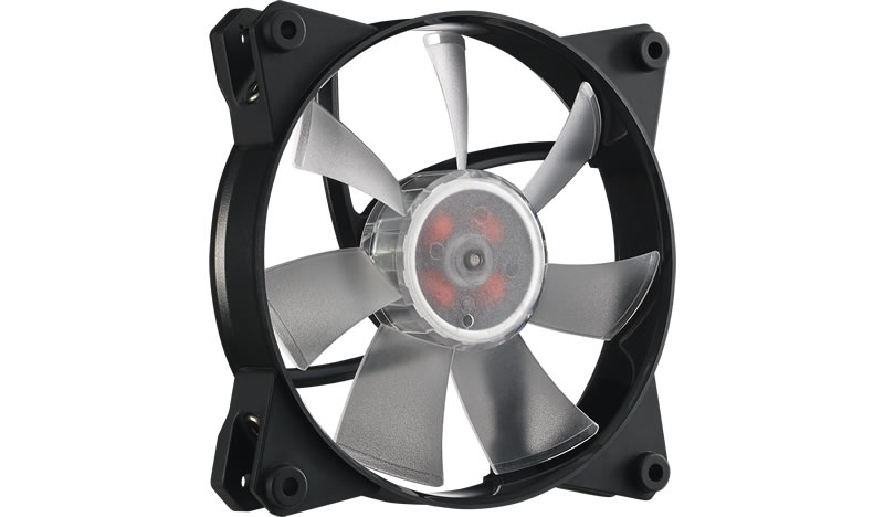 COOLER MASTER MASTERFAN PRO 120 AIR FLOW RGB COMPUTER CASE FAN
