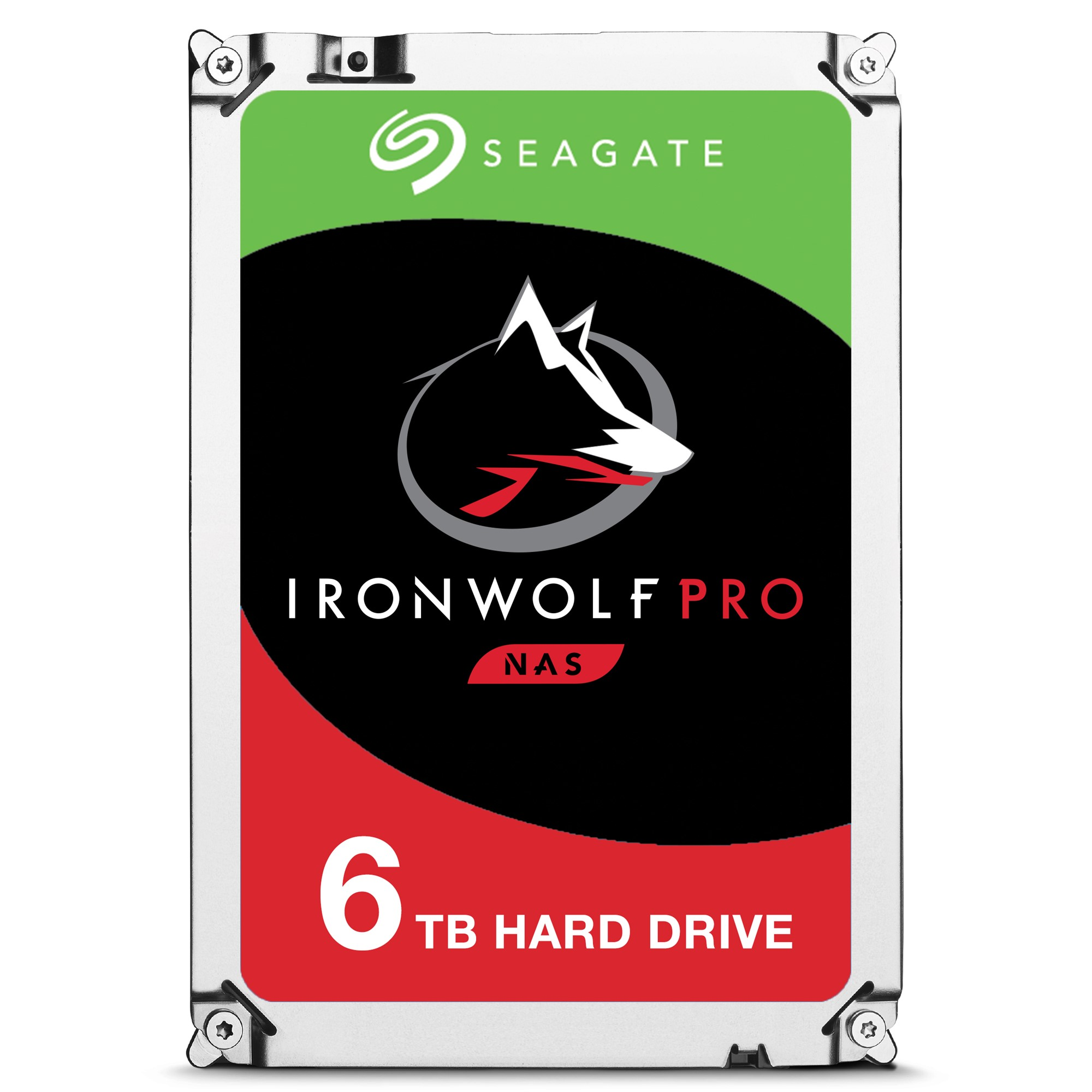 SEAGATE IRONWOLF ST6000NE0021 6000GB SERIAL ATA III INTERNAL HARD DRIVE