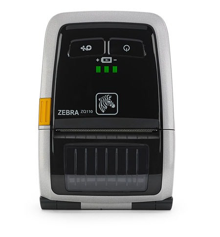 ZEBRA ZQ110 DIRECT THERMAL MOBILE PRINTER