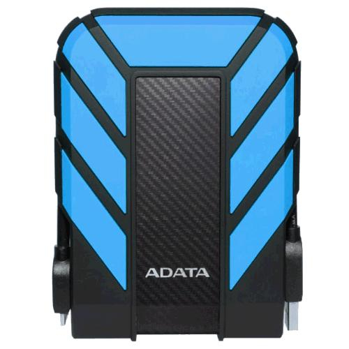 ADATA HD710 PRO 2000GB BLACK, BLUE EXTERNAL HARD DRIVE