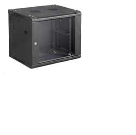 MICROCONNECT CABINET6 WALL MOUNTED RACK BLACK