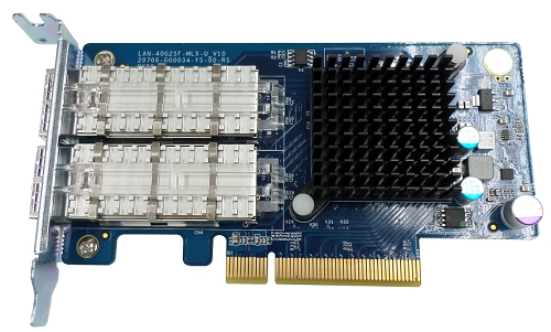 QNAP LAN-40G2SF-MLX INTERNAL FIBER 40000MBIT/S NETWORKING CARD