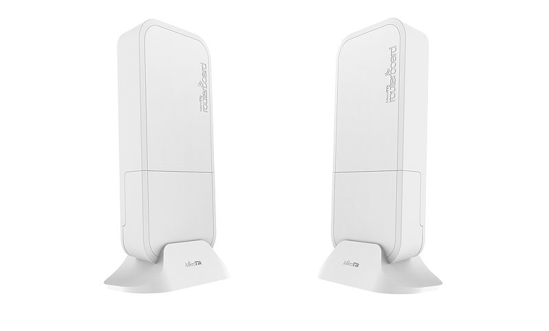 MIKROTIK RBWAPG-60ADKIT 1000MBIT - S POWER OVER ETHERNET (POE) WHITE WLAN ACCESS POINT