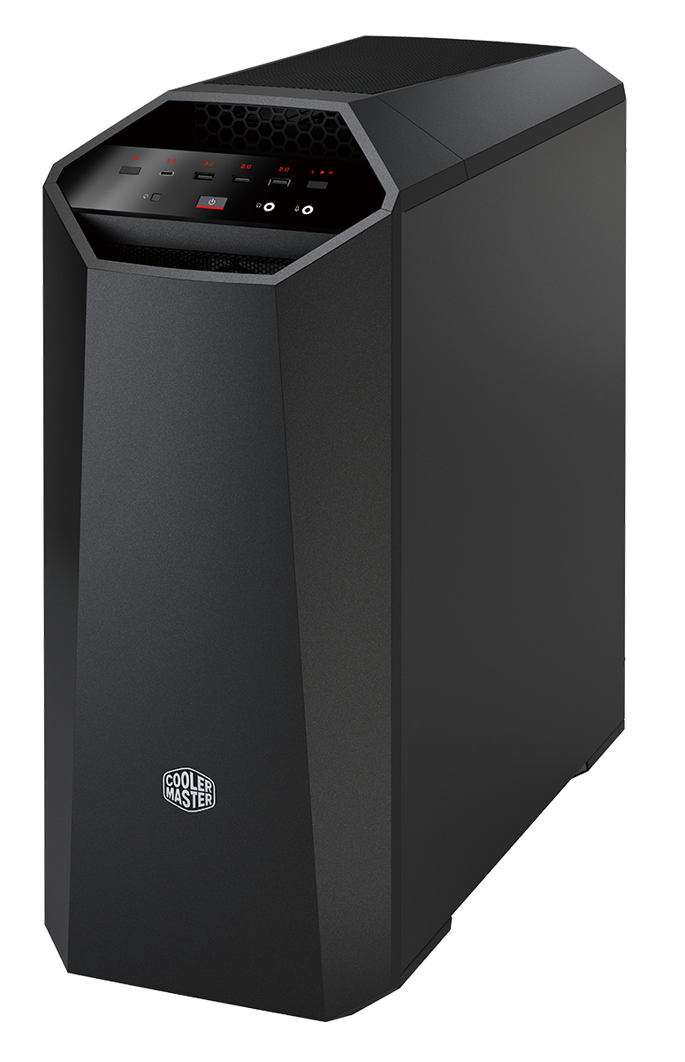 COOLER MASTER MASTERCASE MAKER 5 MIDI-TOWER BLACK COMPUTER CASE