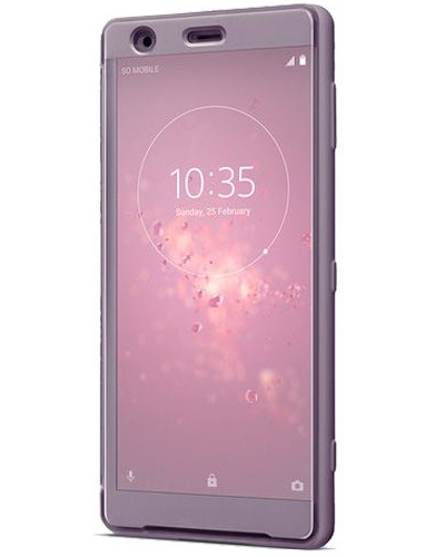 SONY SCTH40 COVER PINK