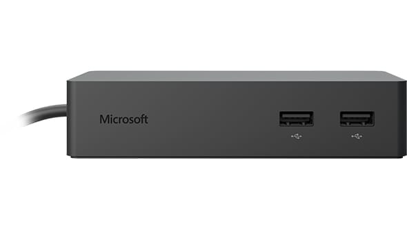 MICROSOFT PF3-00007 SURFACE DOCK TABLET BLACK MOBILE DEVICE STATION