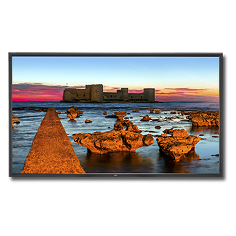 NEC 60003677 MULTISYNC X551UHD DIGITAL SIGNAGE FLAT PANEL 55
