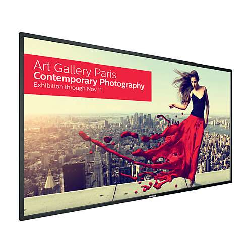 PHILIPS SIGNAGE SOLUTIONS BDL8470EU DIGITAL FLAT PANEL 84
