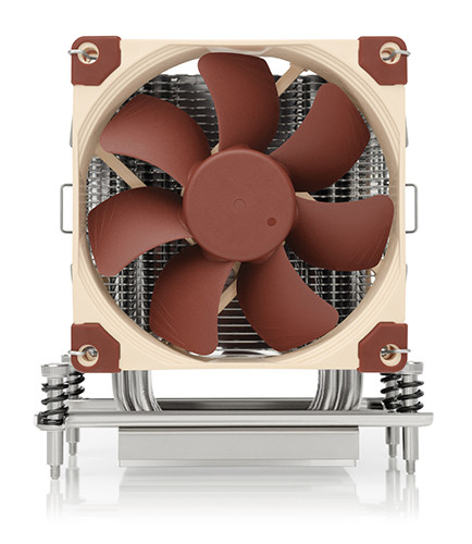 NOCTUA NH-U9 TR4-SP3 AMD TR4 - SP3, 400-2000 RPM, L.N.A., 12 V, 95X120X125 MM, 895 G
