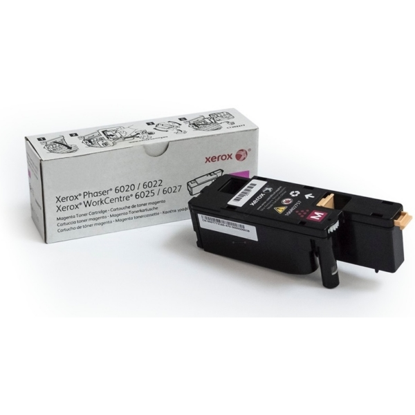 XEROX 106R02757 TONER MAGENTA, 1000 PAGES
