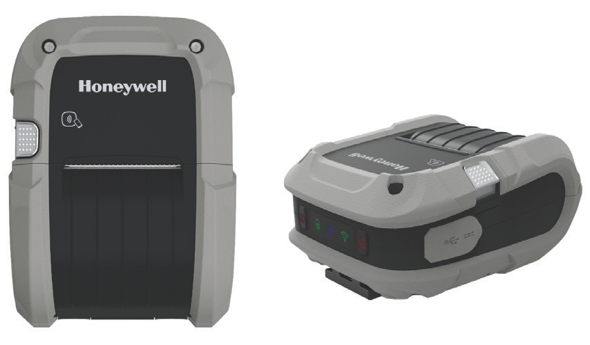 HONEYWELL SCANNING & MOBILITY RP2 USB NFC BLUETOOTH 4.0 LINERLESS