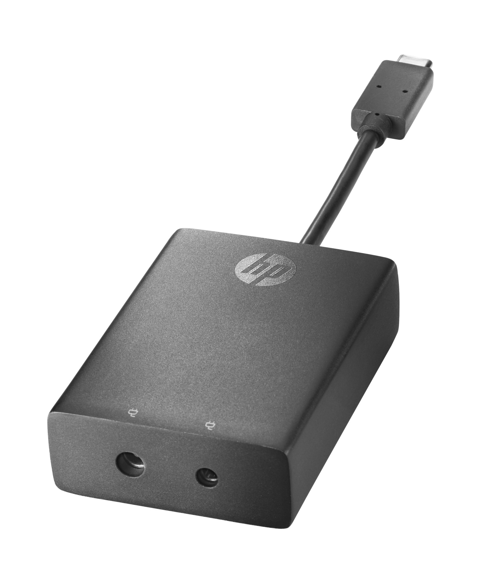 HP N2Z65AA USB-C TO 3.0MM AND 4.5MM ADAPTER