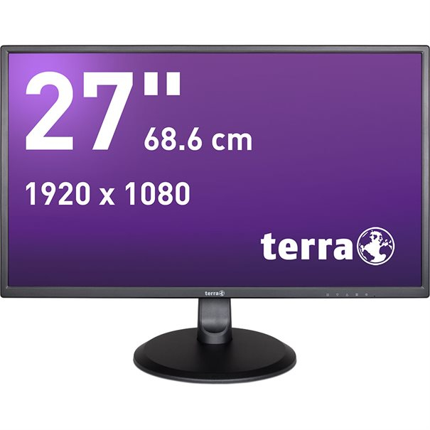 WORTMANN AG 3030041 TERRA LCD - LED 2747W, 68.6 CM (27