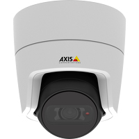 AXIS 01037-001 M3106-LVE MK II IP SECURITY CAMERA OUTDOOR DOME WHITE 2688 X 1520PIXELS