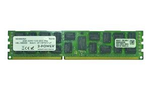 2-POWER PSA PARTS 2PDPC31333RCPO14G 4GB DDR3L 1333MHZ ECC MEMORY MODULE