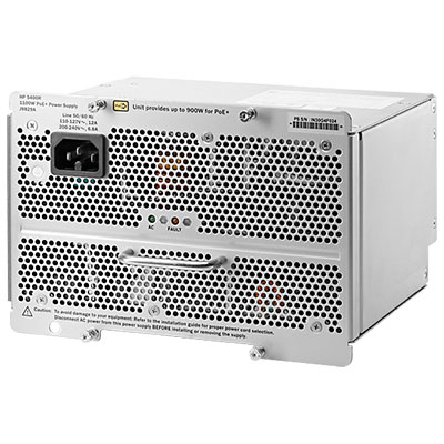 HPE J9829A POWER SUPPLY NETWORK SWITCH COMPONENT