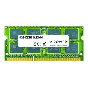2-POWER MEM5003A 4GB DDR3 1066MHZ SODIMM MEMORY MODULE