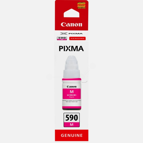 CANON 1605C001 (GI-590 M) INK CARTRIDGE MAGENTA, 7K PAGES, 70ML