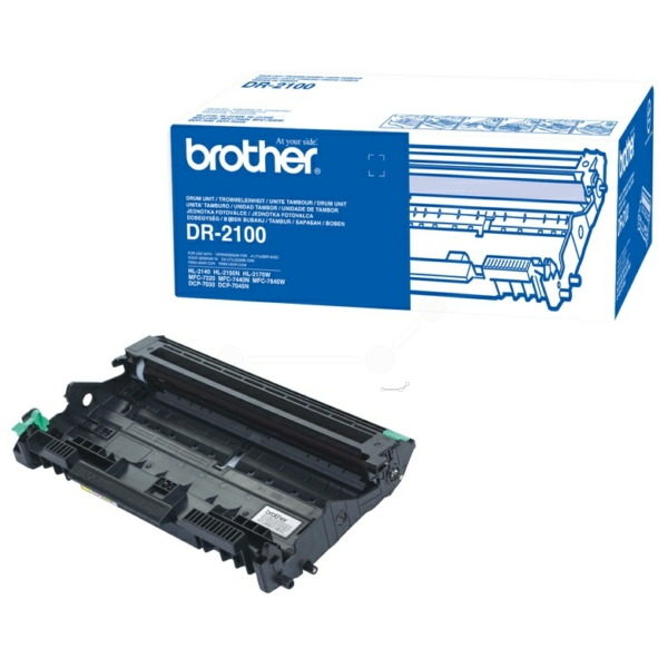 BROTHER DR-2100 DRUM KIT, 12K PAGES