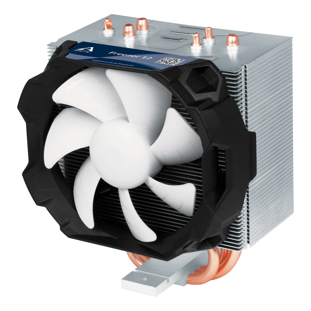 ARCTIC ACFRE00027A FREEZER 12 - COMPACT SEMI PASSIVE TOWER CPU COOLER
