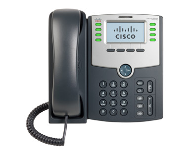 CISCO SPA508G SPA 508G 8 LINE IP PHONE WITH DISPLAY, POE AND PC PORT