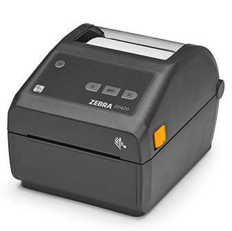 ZEBRA ZD420 DIRECT THERMAL 203 X 203DPI LABEL PRINTER