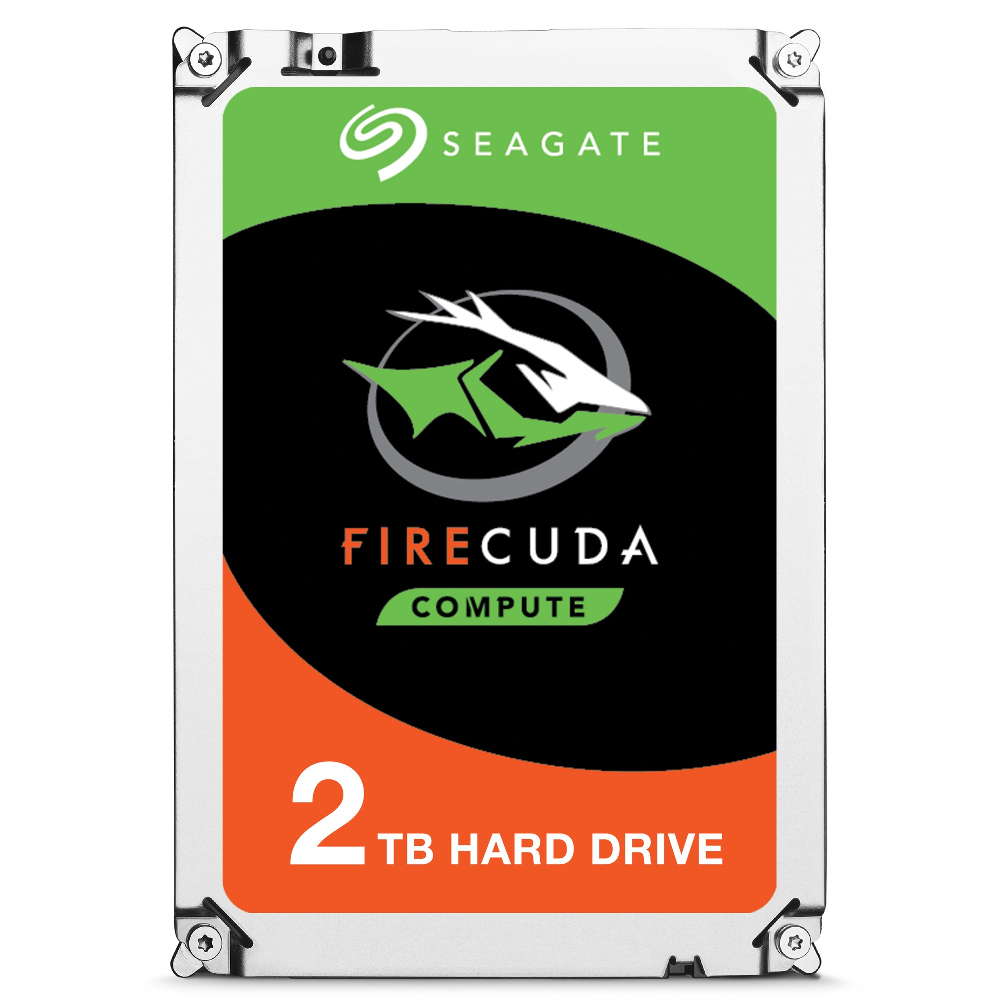 SEAGATE FIRECUDA ST2000DX002 HYBRID-HDD 2000GB SERIAL ATA III INTERNAL HARD DRIVE