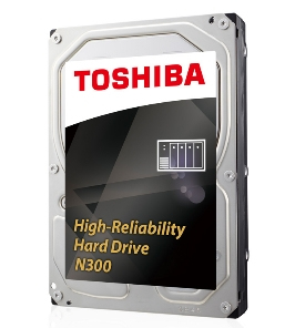 TOSHIBA N300 6TB HDD 6000GB SERIAL ATA III INTERNAL HARD DRIVE