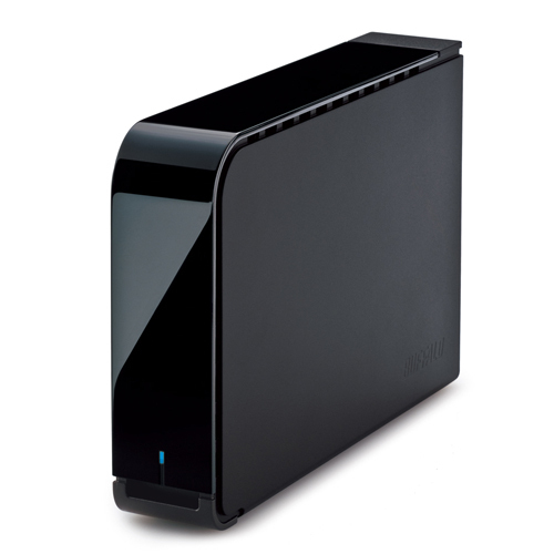 BUFFALO HD-LX1.0TU3-EU DRIVESTATION 1TB VELOCITY 1000GB BLACK EXTERNAL HARD DRIVE