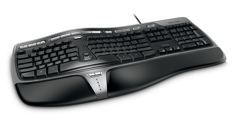 MICROSOFT B2M-00006 NATURAL ERGONOMIC KEYBOARD 4000, USB