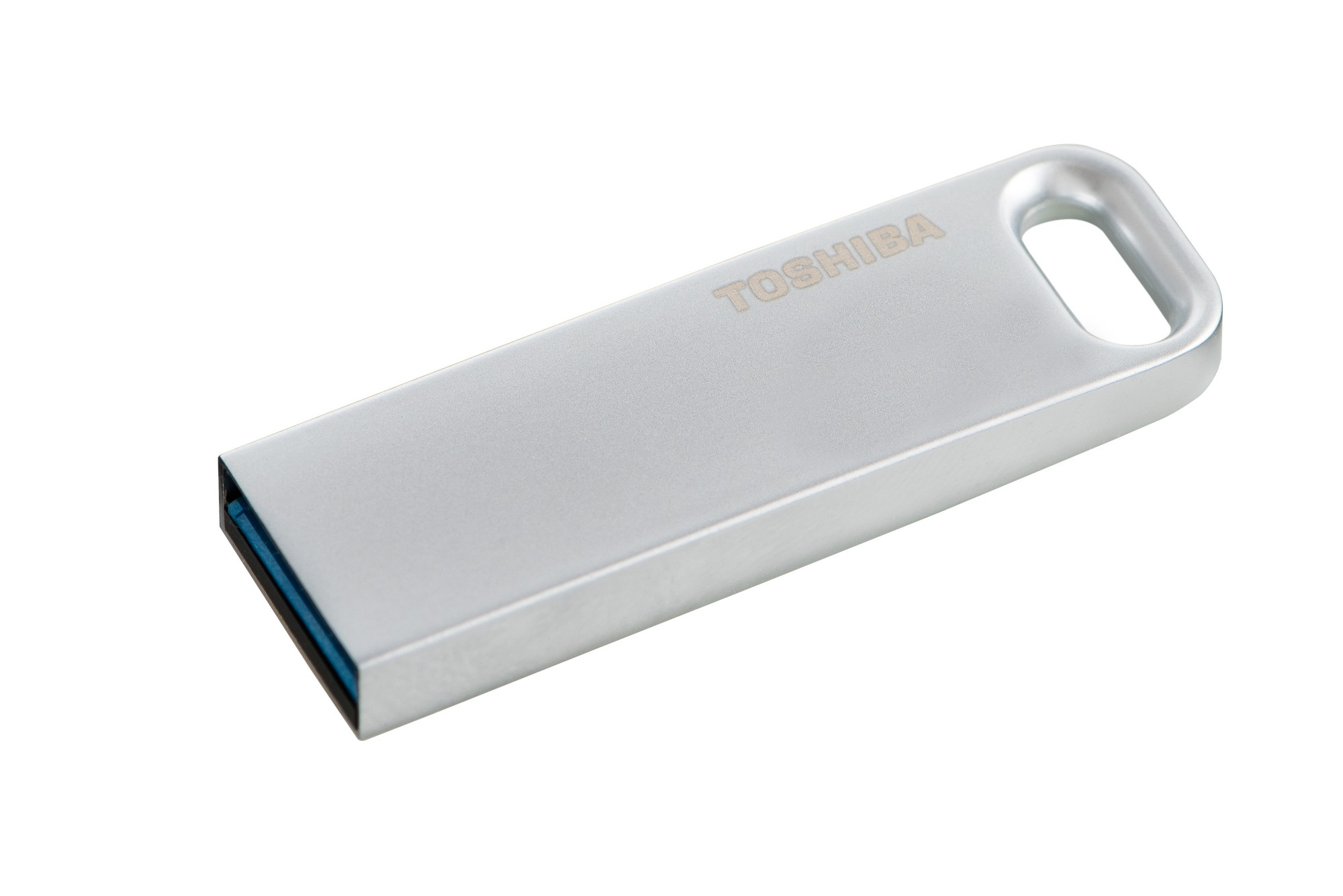 TOSHIBA U363, 64GB, USB 3.0 64GB (3.1 GEN 1) TYPE-A CONNECTOR SILVER FLASH DRIVE