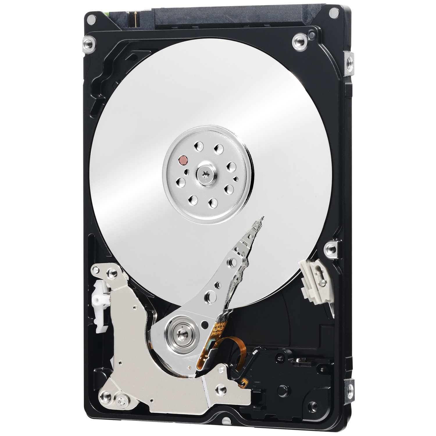 WESTERN DIGITAL BLACK 500GB SERIAL ATA III INTERNAL HARD DRIVE REFURBISHED