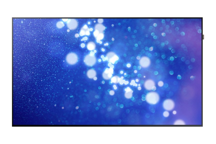 SAMSUNG DM75E DIGITAL SIGNAGE FLAT PANEL 75