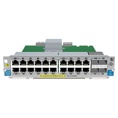 HPE J9549A MANAGED NETWORK SWITCH