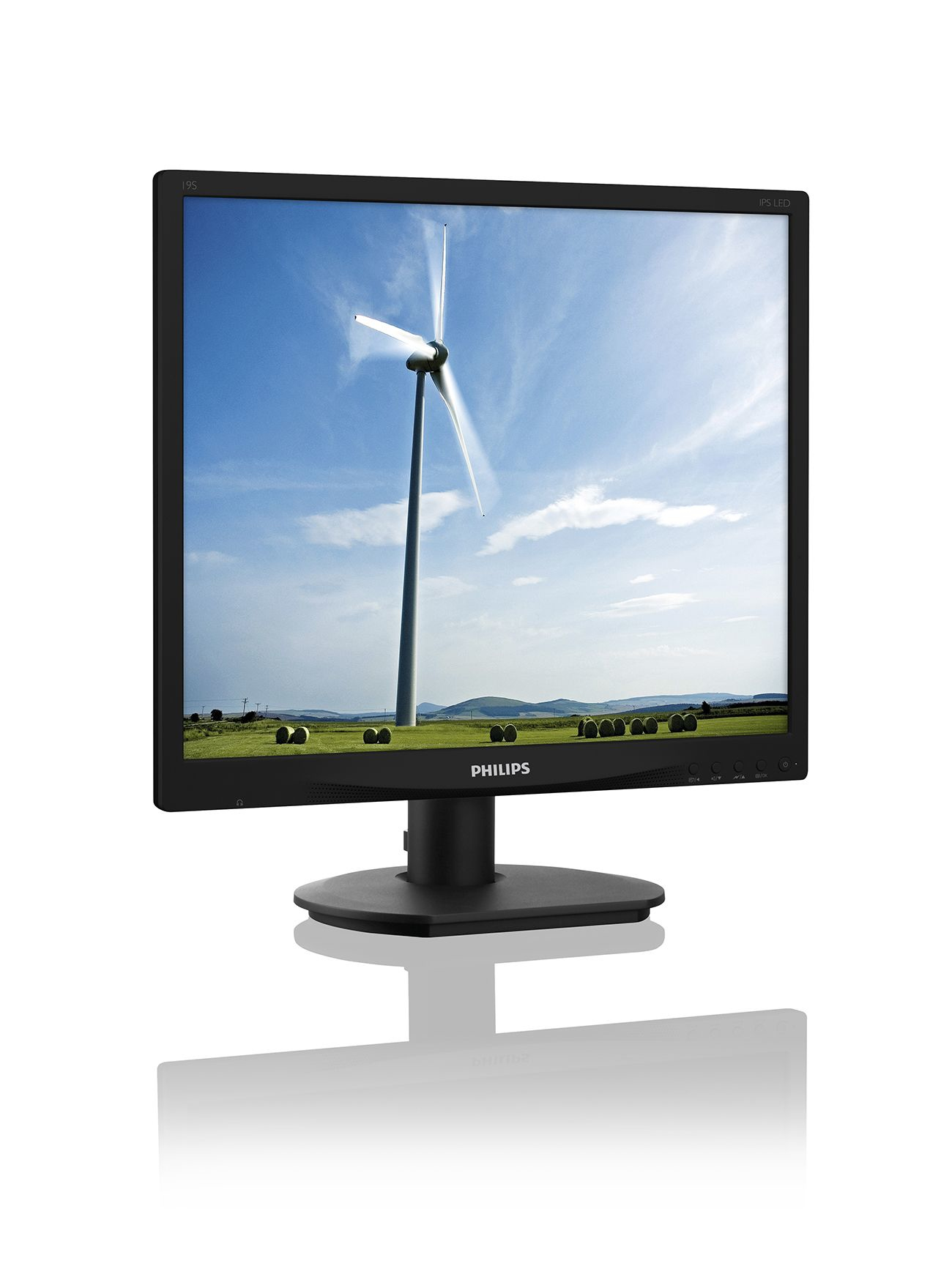 PHILIPS BRILLIANCE LED-BACKLIT LCD MONITOR 19S4QAB/00