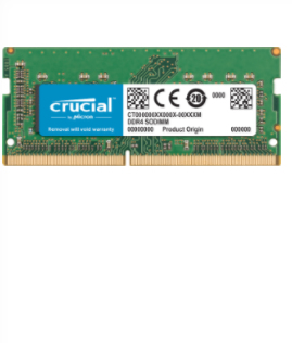 CRUCIAL CT16G4S24AM 16GB DDR4 2400 2400MHZ MEMORY MODULE
