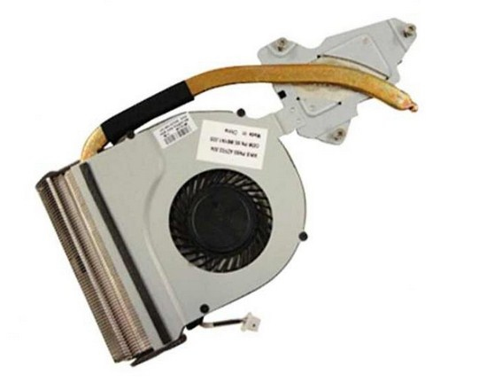 TOSHIBA H000047170 THERMAL MODULE NOTEBOOK SPARE PART