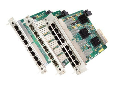 JUNIPER JXU-6GE-SFP-S GIGABIT ETHERNET NETWORK SWITCH MODULE