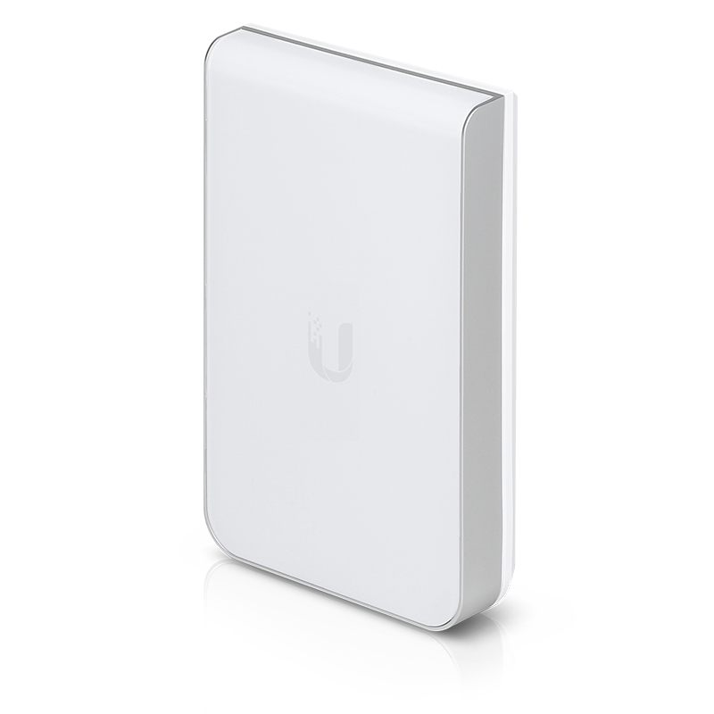 UBIQUITI NETWORKS UAP-AC-IW-PRO-5 UNIFI AC INWALL PRO WI-FI ACCESS POINT 1300MBIT - S POWER OVER ETHERNET (POE) GREY, WHITE WLAN
