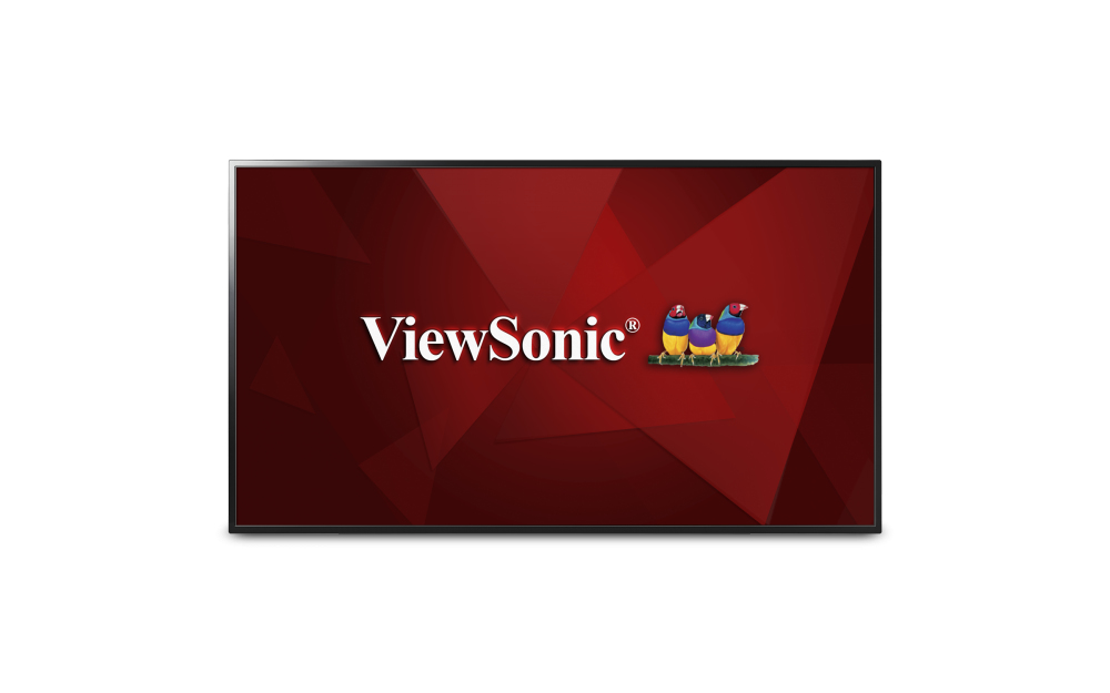 VIEWSONIC CDE5502 DIGITAL SIGNAGE FLAT PANEL 55