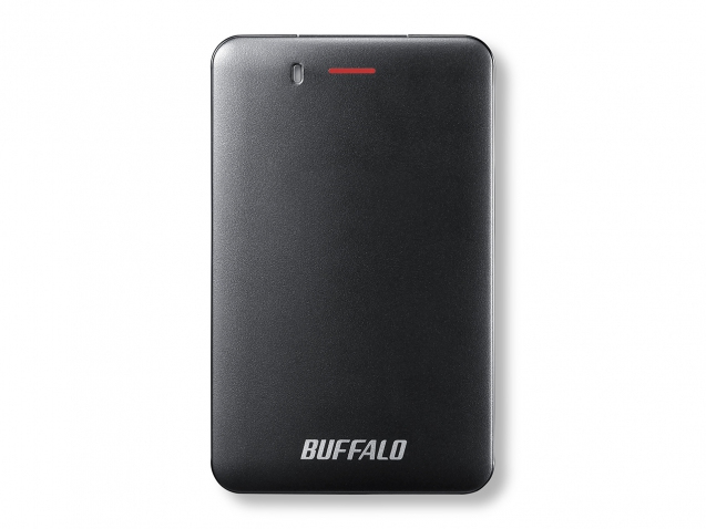 BUFFALO SSD-PM480U3B-EU MINISTATION SSD 480GB BLACK