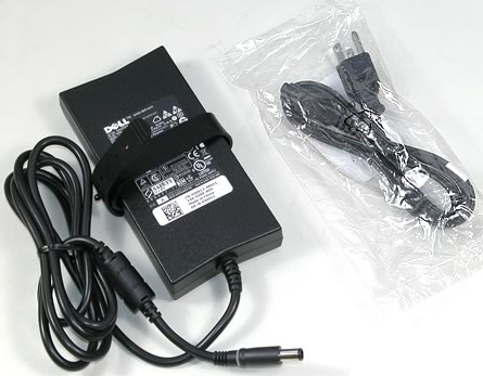 DELL JU012 UNIVERSAL 130W BLACK POWER ADAPTER/INVERTER